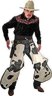Cowboy #3 Costume
