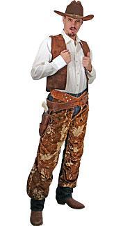 Cowboy #6 Costume