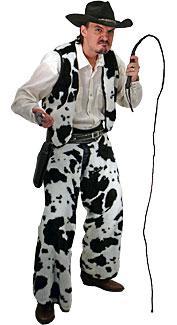 Cowboy #7 Costume