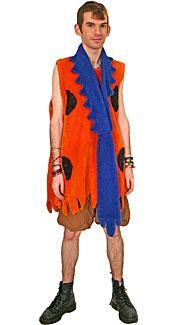 Prehistoric Fred Costume