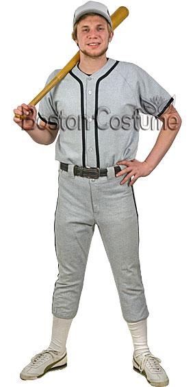 Baseball Player Costume