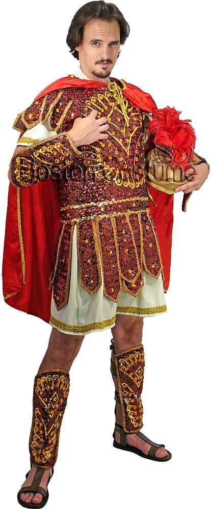 Greco Roman Man Costume At Boston Costume