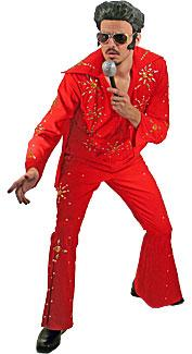 Elvis #4 Costume