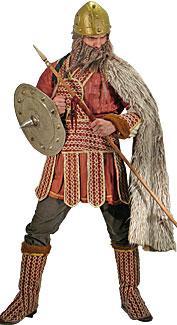 Viking Man #2 Costume