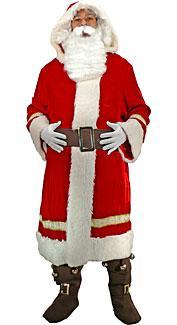 Old World Santa Claus Costume