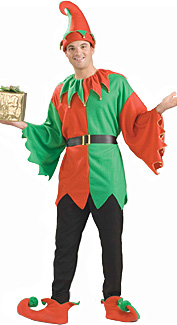 Santa's Helper Elf Costume by Forum
