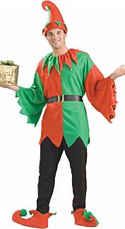Santa's Helper Elf Costume by Forum
