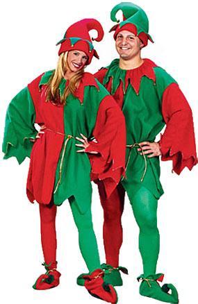Elegant Elf Set Costume by Fun World