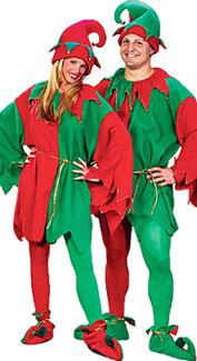 Elegant Elf Set Costume by Fun World