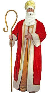 Victorian Santa Claus Costume
