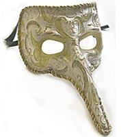 Cassine Casanova Masquerade Mask