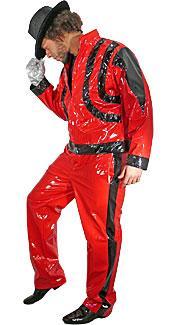 Pop King Costume