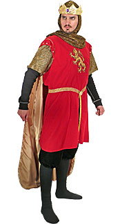 Medieval Man #1 Costume