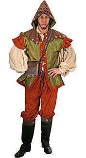 Medieval Man #13 Costume