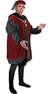Medieval Man #25 Costume