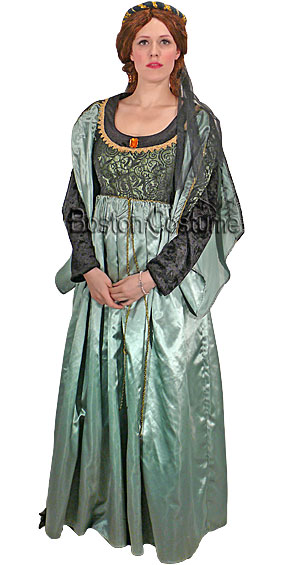 Medieval Woman #4 Costume