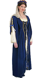 Medieval Woman #9 Costume