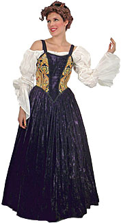 Medieval Woman #16 Costume