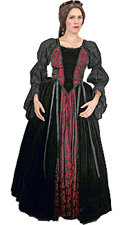 Medieval Woman #17 Costume