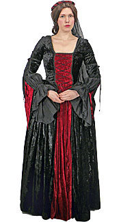 Medieval Woman #18 Costume