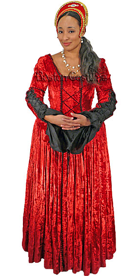 Medieval Woman #30 Costume