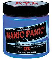 Manic Panic Bad Boy Blue