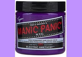 Electric Amethyst Manic Panic Hair Dye