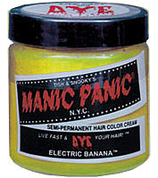 "Manic Panic ""Electric Banana"""