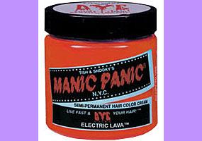 """Manic Panic """"Electric Lava"""""""