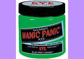 "Manic Panic ""Electric Lizard"""
