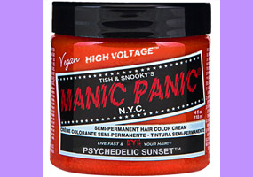 Manic Panic Psychedelic Sunset Hair Dye