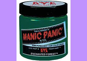 Manic Panic Enchanted Forest