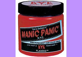 Manic Panic Flaming