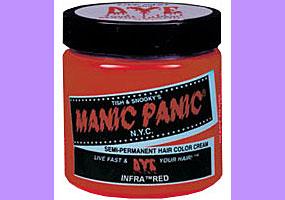 Manic Panic Infra Red