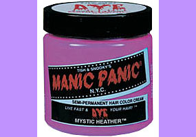 Manic Panic Mystic Heather