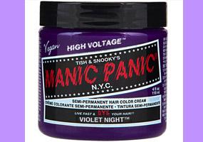 Manic Panic Violet Night Hair Dye