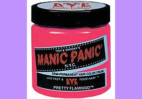 "Manic Panic ""Pretty Flamingo"""