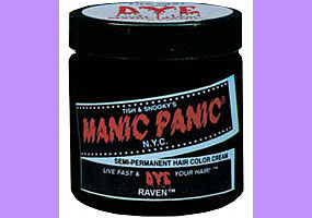 Manic Panic Raven