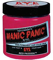 Manic Panic Red Passion