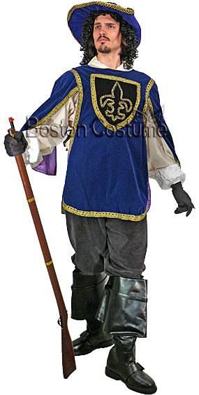 Cavalier Man #6 Costume