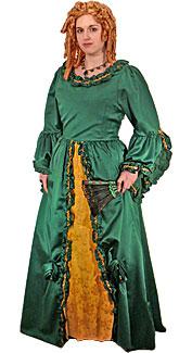 Cavalier Woman Costume