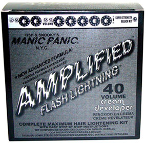 Manic Panic Flash Lightning Bleach Kit