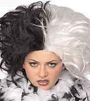 Rubies Ms. Spot Wig