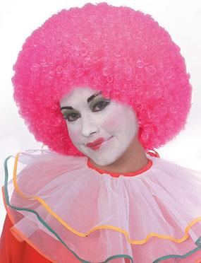 Rubies Neon Afro Wig
