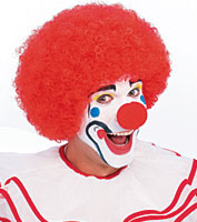 Rubies Clown Wig