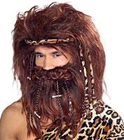 Rubies Caveman Wig
