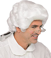 Forum Colonial Man Wig