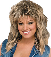 Forum 80's Groupie Wig