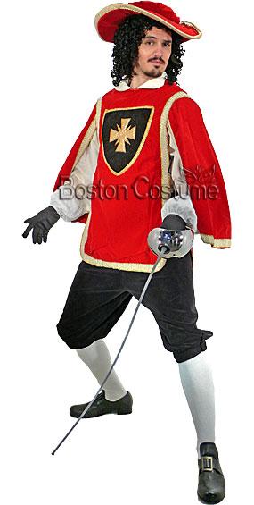 Musketeer #1 Costume
