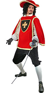 Musketeer #1 Costume